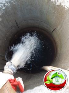 Почистить питьевой колодец в Язвище